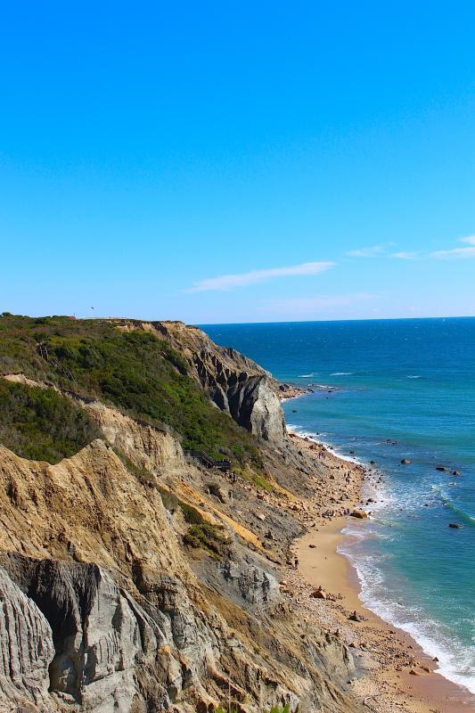 Panoramio - Photo of Mohegan Bluffs