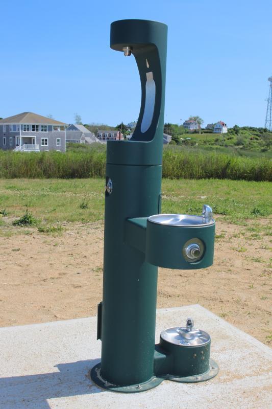 Water Bottle Refill Station | Block Island